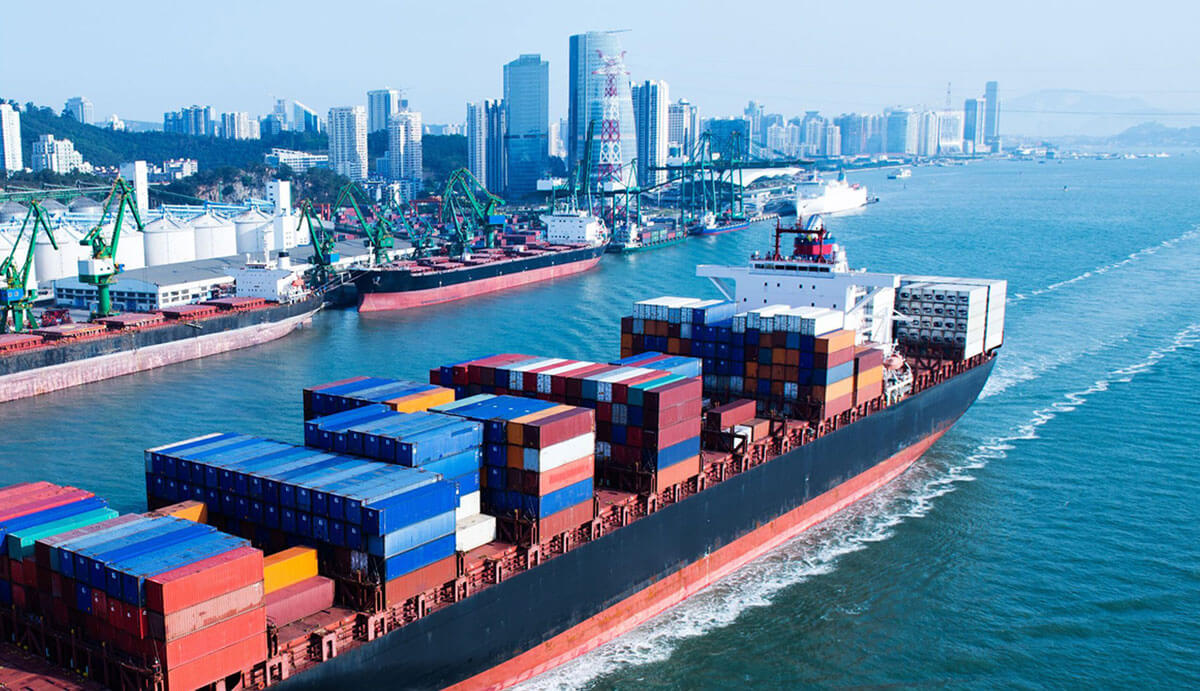 Ocean Cargo 2