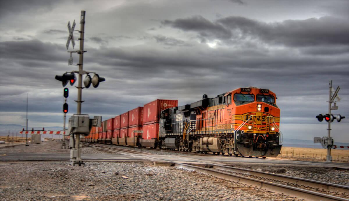 Railway Logistics 2