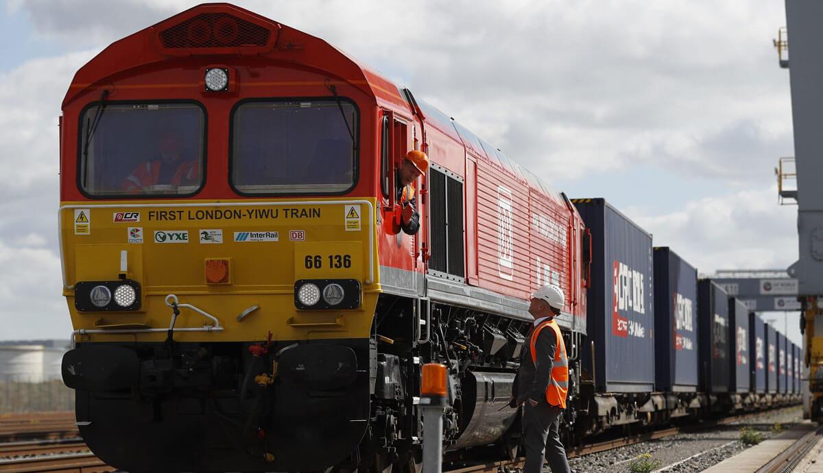 Railway Logistics 3